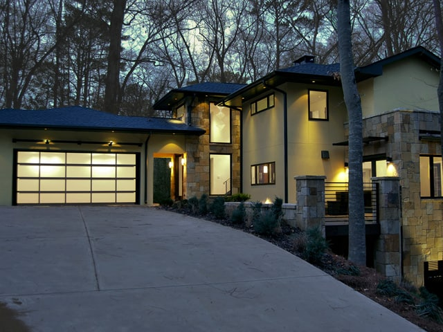 Looking for a contemporary home in atlanta for Modern houses in atlanta