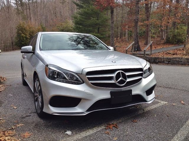 Extended E350 Test Drive
