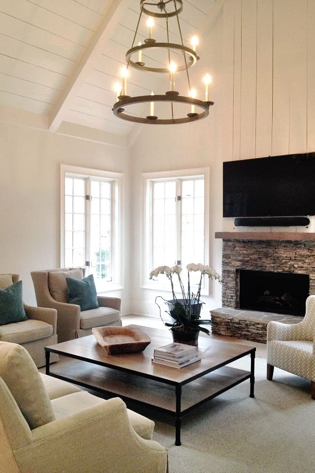 Newer $2M Home gets Dramatic Interior Renovation