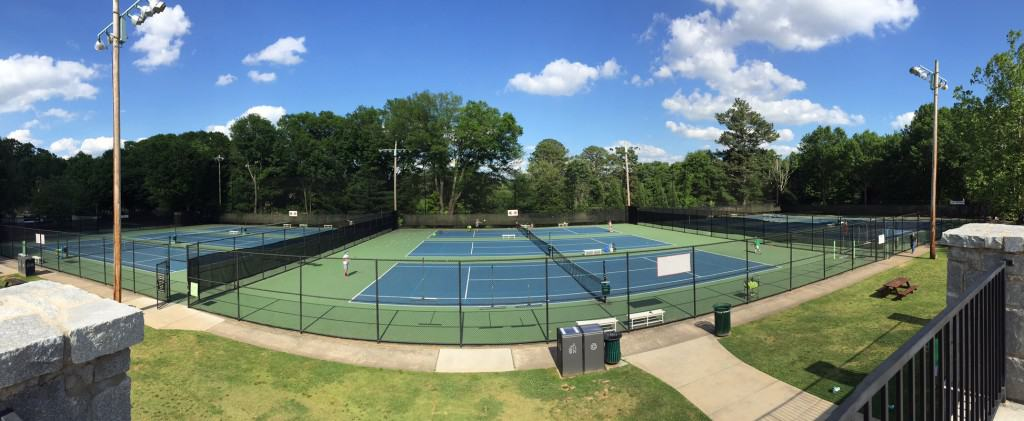 Chastain Park Tennis Center