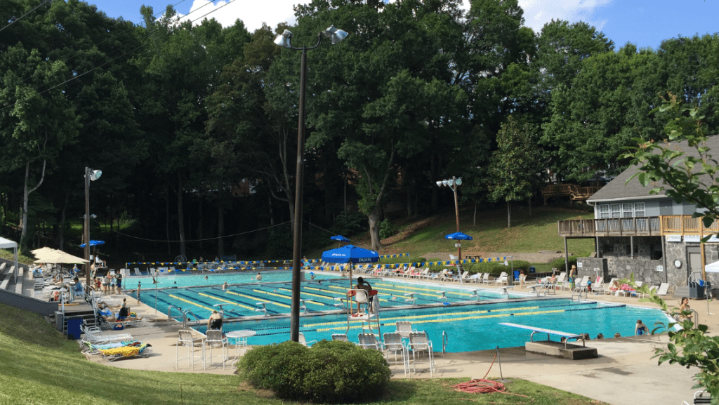 Chastain Park Pool